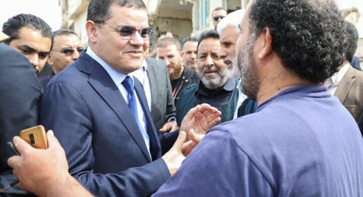 Libia, così Dabaida pensa al futuro (come Draghi)