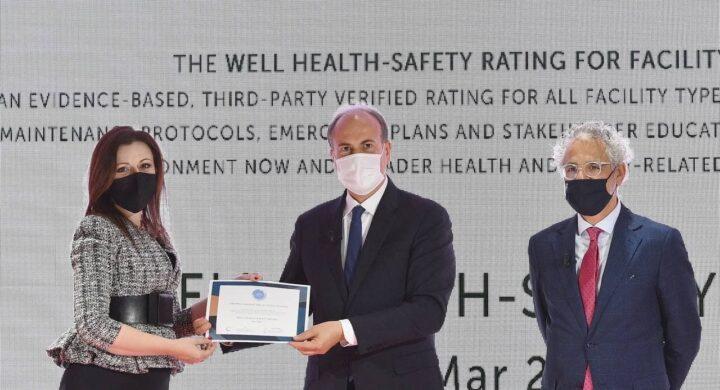 Innovazione e tutela della salute al centro. L'impegno di FS italiane