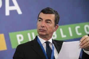 Gianmatteo Manghi, nuovo amministratore delegato di Cisco Italia. Le foto