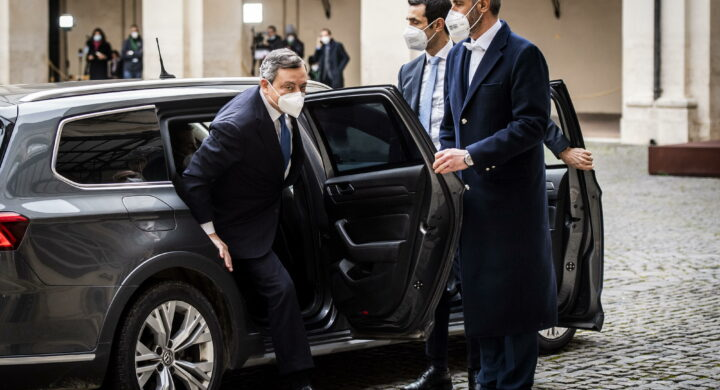 Il fascino irresistibile di Draghi sui politici italiani nel libro di Tivelli