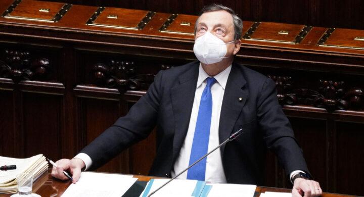 I messaggi in bottiglia di Draghi a Letta e Salvini. Scrive Carone