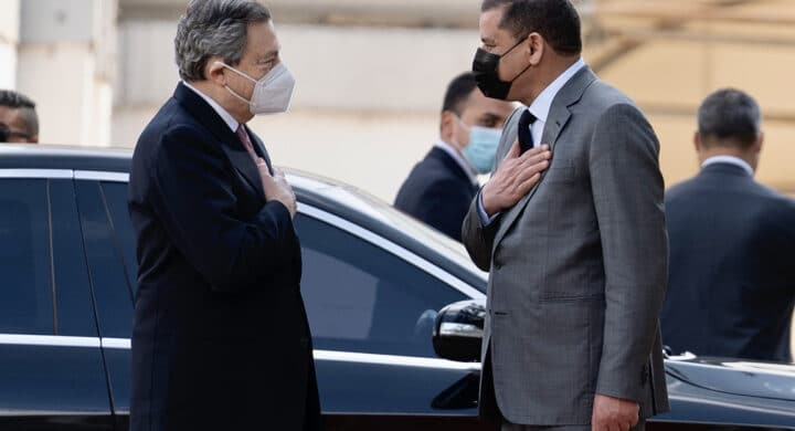 Italia-Libia, così Roma è al fianco di Tripoli