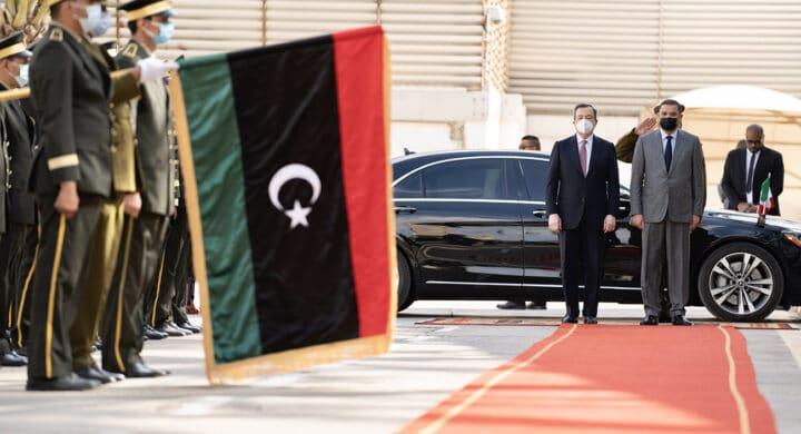 Così l'Italia dà priorità alla Libia (con gli Usa)