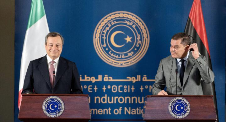 Draghi nel Club Med. Dalla Libia al ruolo nel Mediterraneo allargato