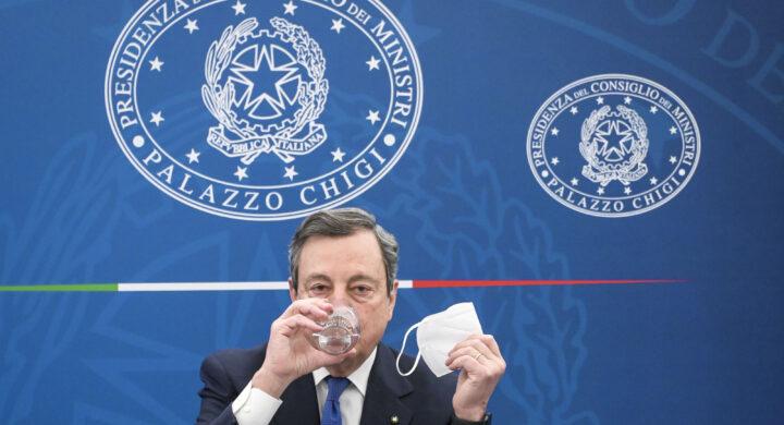Dalla Brutte Époque al Governo Draghi. Il nuovo libro di Tivelli