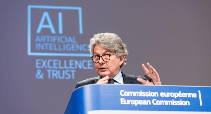 Alleanza tra aziende Ue e investimenti Usa. Il piano Breton per i chip