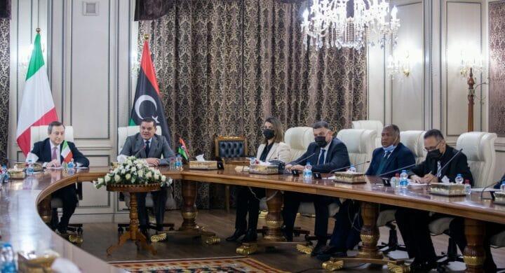 I libici scelgono Roma per dirimere il nodo elezioni