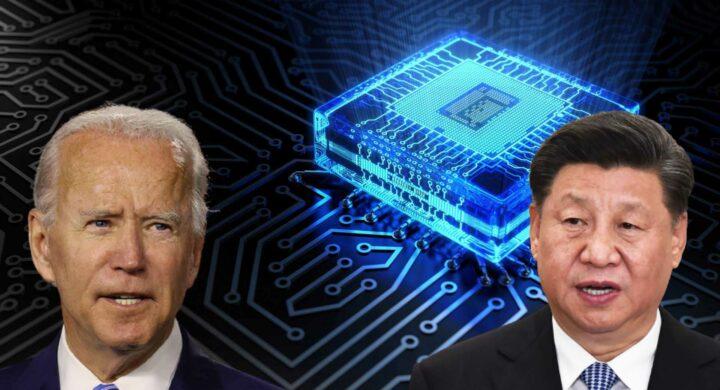 Autonomia tech (dalla Cina). Il piano di Biden per i microchip