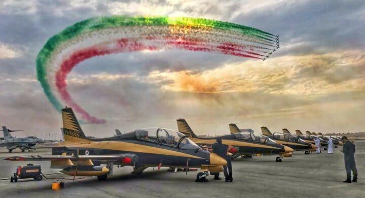 Lo strano caso della Pattuglia acrobatica degli Emirati. L'opinione del gen. Tricarico