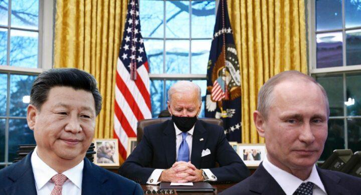 Russia, Cina, Iran. Cento giorni per la svolta Biden