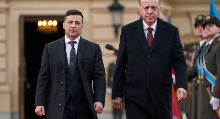 Il patto del Mar Nero. Se l'asse Turchia e Ucraina irrita Putin