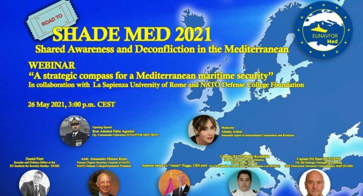 Una bussola strategica per il Mediterraneo. Il dibattito di Irini
