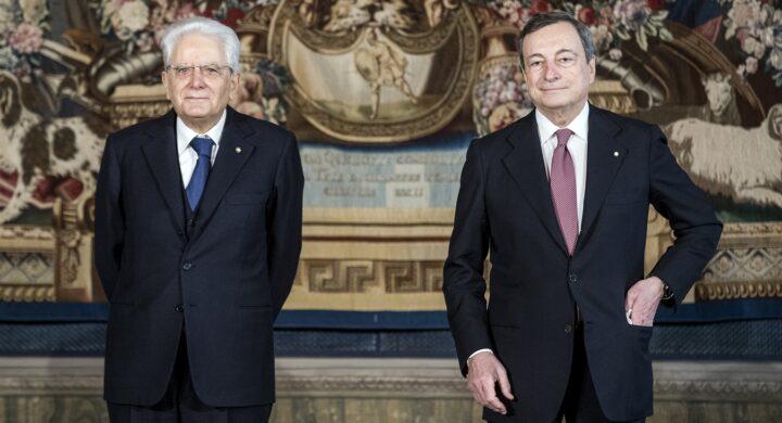 Mattarella sogna il riposo. Cosa farà Draghi nel 2022? Il mosaico di Fusi