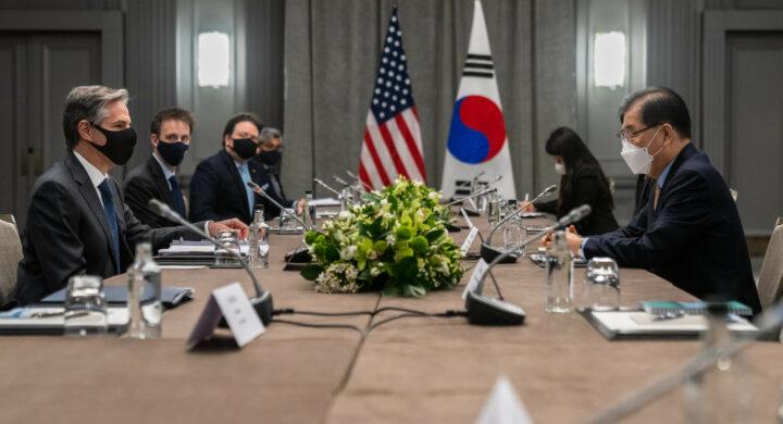 Perché Blinken incontra i membri del G7 allargato
