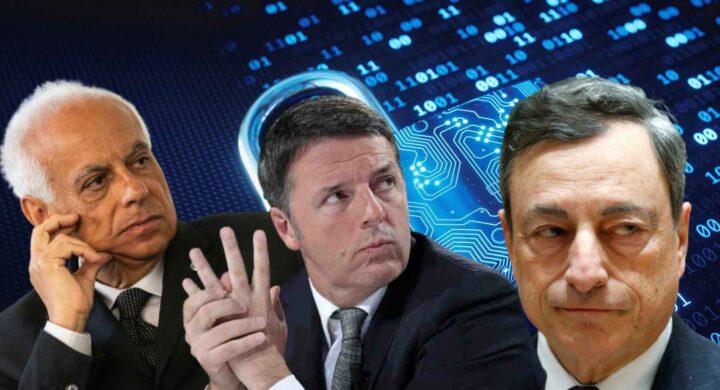 Renzi-Mancini, Draghi cala la direttiva. Nuove regole per gli 007