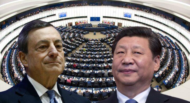 Ci sei o ci Cai? La Cina usa Draghi per la propaganda