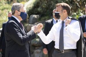 Tutti gli incontri di Mario Draghi al G7 di Cornovaglia. Le foto