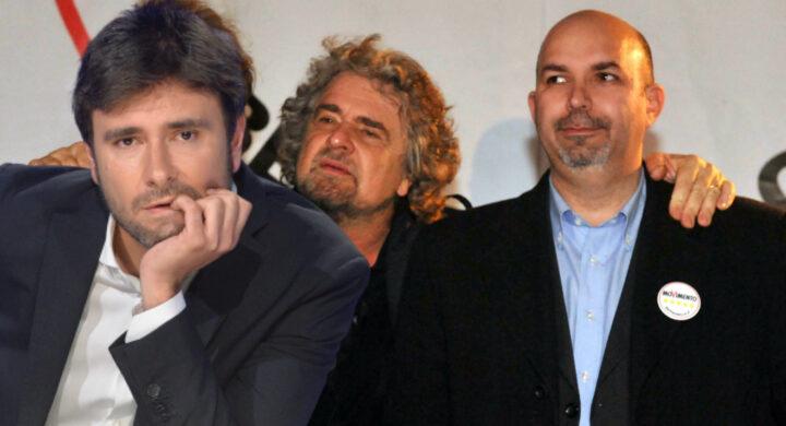 Grillo minaccia Crimi. O Rousseau o finisci a processo. Dibba, via dal governo