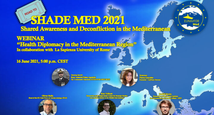 Salute e vaccini per il Mediterraneo. Il dibattito di Irini