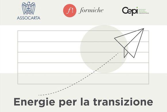 Energie per la transizione. Il live talk di Formiche e Assocarta