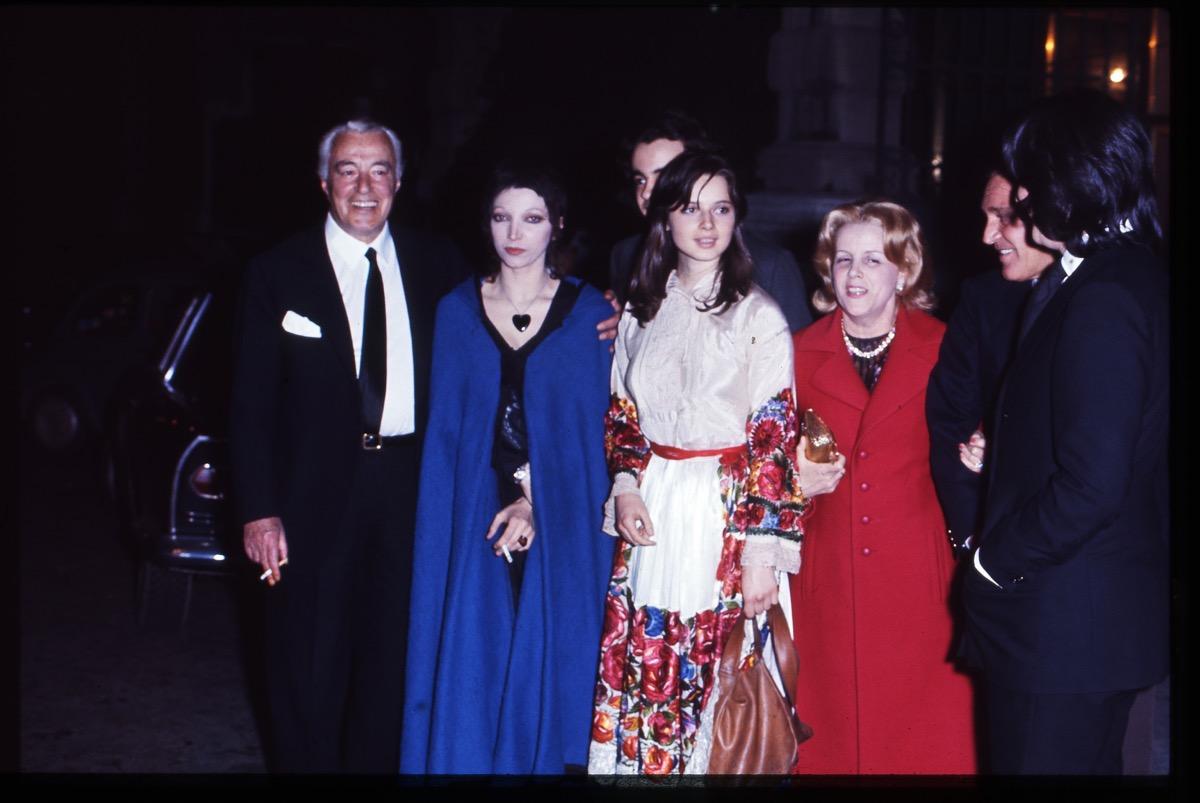 Vittorio De Sica, Mariangela Melato, Isabella Rossellini