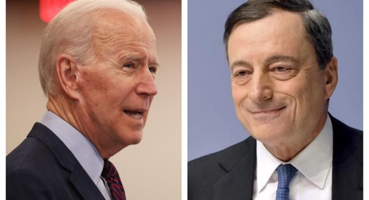 Joe meets Mario. Caracciolo spiega perché Biden conta sull'Italia