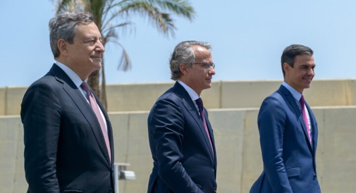 L'Italia meglio del previsto. Draghi a Barcellona parla del futuro economico europeo