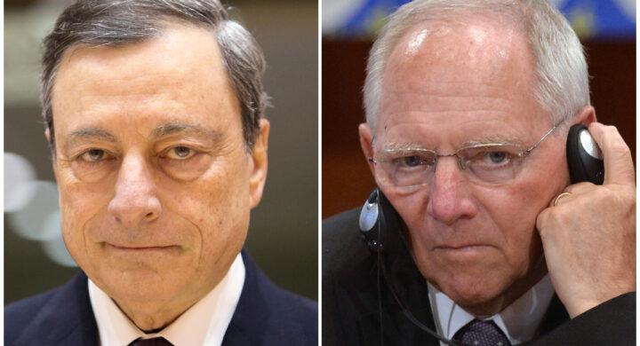 La Germania sta con Draghi. Ecco chi critica (pesantemente) Schäuble