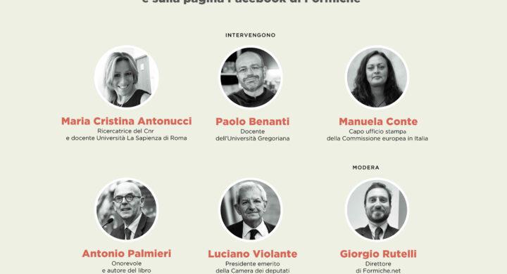 Social è responsabilità! La presentazione del libro di Antonio Palmieri