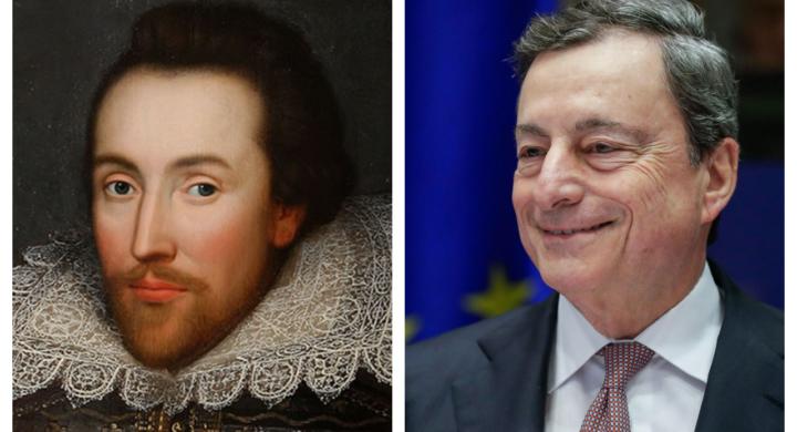 Da Shakespeare a Draghi. Radiologia del potere (e dei suoi eccessi)
