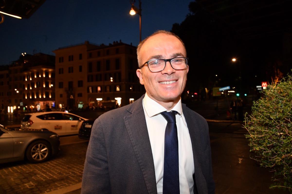 Andrea Severini (marito di Virginia Raggi)