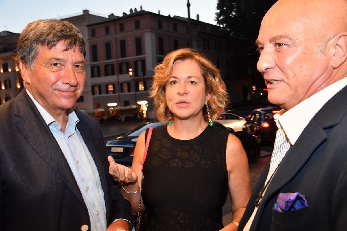 Berta Zezza, Stefano Dominella