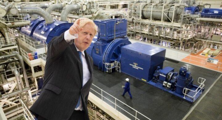 Dopo il 5G, Boris Johnson vuole fermare anche il nucleare cinese