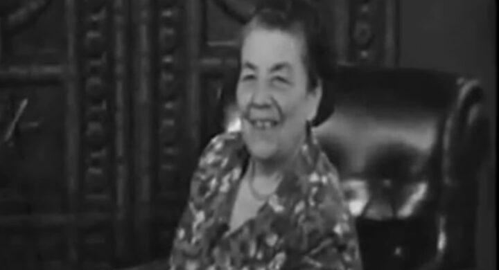 Chi era Maria Angela Guidi Cingolani, la prima donna a entrare nel governo in Italia