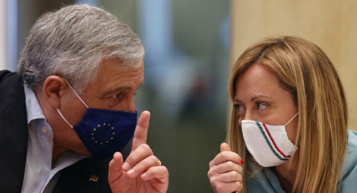 Malan? Contano solo i cittadini. Avanti coi vaccini, e sul green pass… Parla Tajani