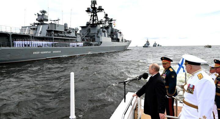 Verso i mari caldi. Putin potenzia la flotta e mira al Mediterraneo