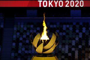 Tokyo 2020, si parte. Le foto della cerimonia (e dove vedere le Olimpiadi in 4K)