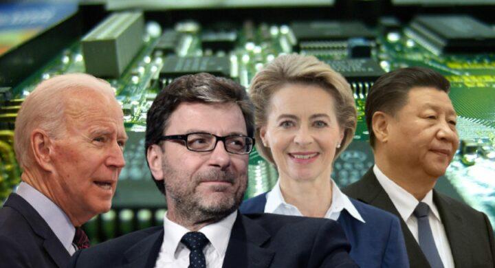 Volete i microchip europei? Allora dobbiamo riscrivere le norme sugli aiuti di Stato