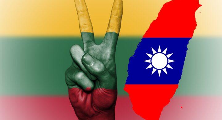 Taiwan apre una sede diplomatica in Lituania. Che rafforza entrambi