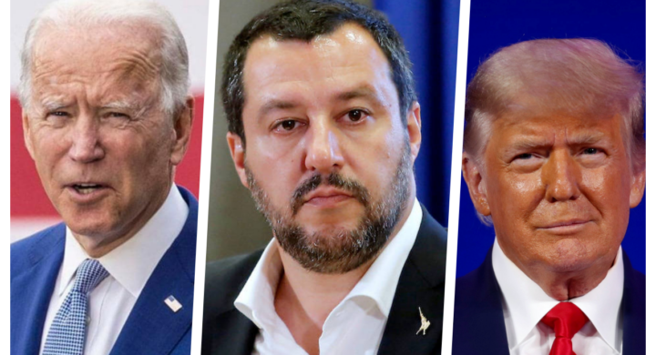 Bye bye Trump. How Italy's Salvini buries Trumpism (and welcomes Biden)
