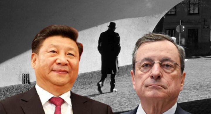 Da Roma a Berlino, così gli 007 hanno fermato la spia cinese