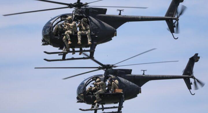 Operazioni speciali a Kabul