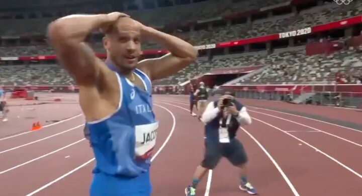 Il video della vittoria di Marcell Jacobs nei 100 metri. Oro a Tokyo e record europeo