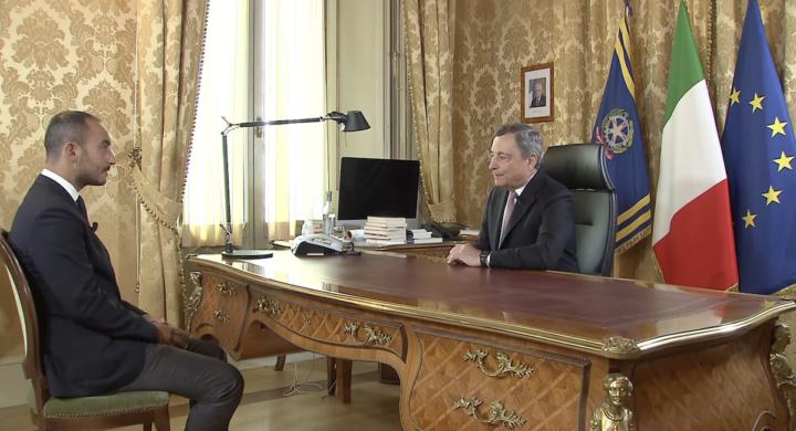 Perché la prima intervista di Draghi è un'occasione un po' persa. L'analisi di Carone