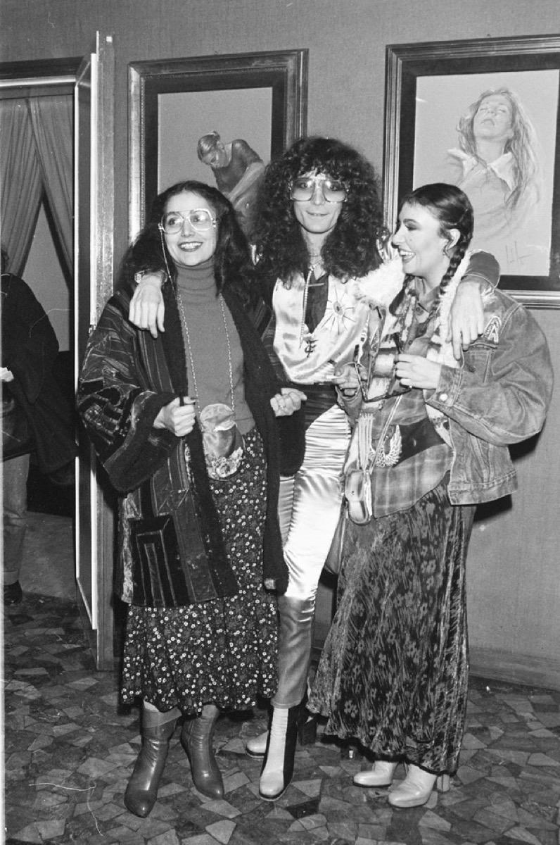 Mia Martini, Renato Zero, Loredana Bertè