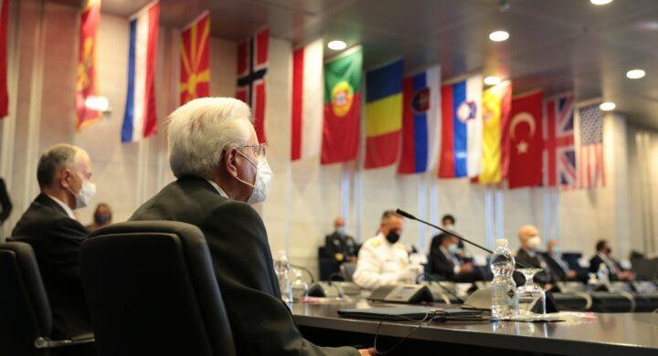 70 anni di Nato in Italia. Mattarella e Guerini rilanciano l'Alleanza