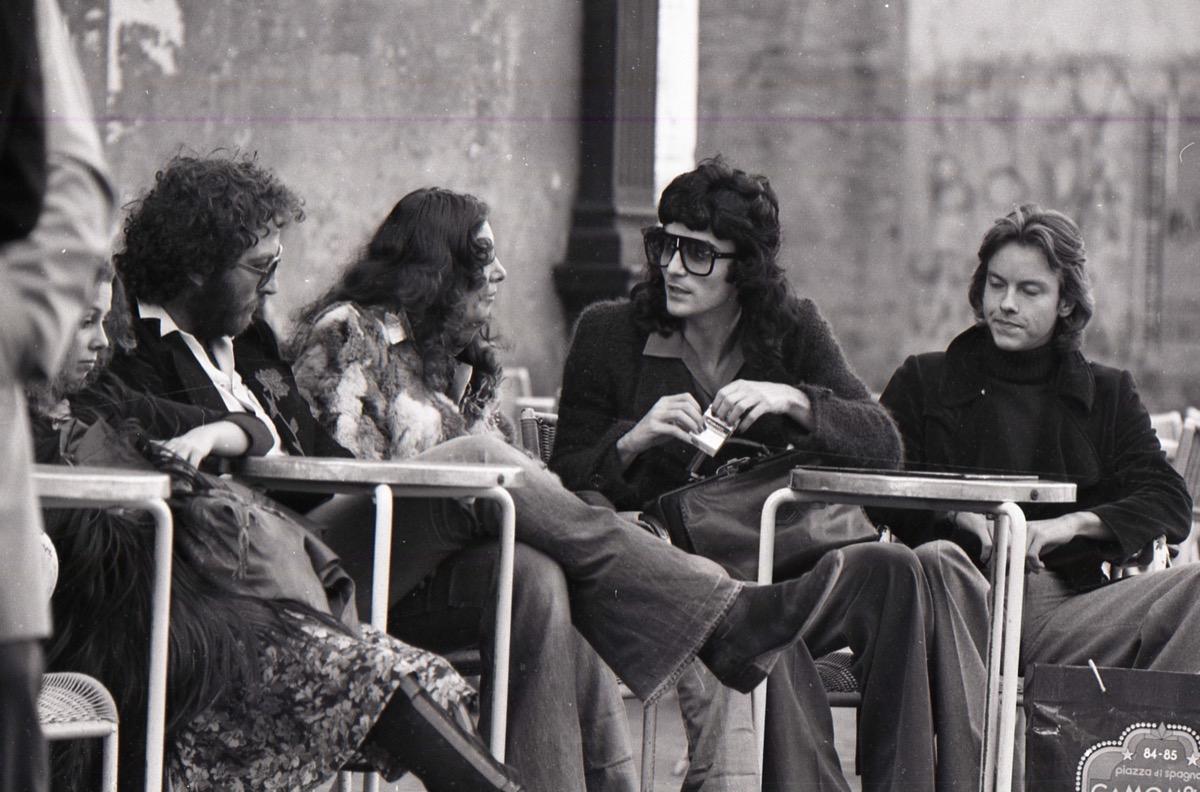 Alan Sorrenti, Loredana Bertè, Renato Zero (1974)