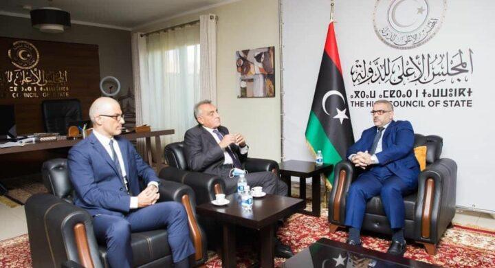 Delegazione italiana in Libia per appianare le divergenze interne
