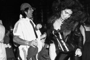 Tutti i balli scatenati di Loredana Bertè (che compie gli anni). Foto archivio Pizzi