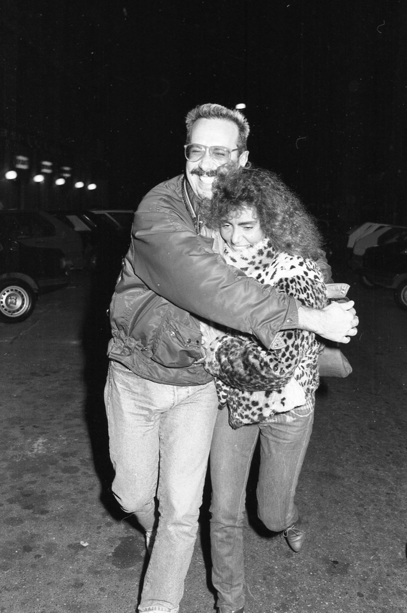 Gianluca Pertini, Loredana Bertè (1985)